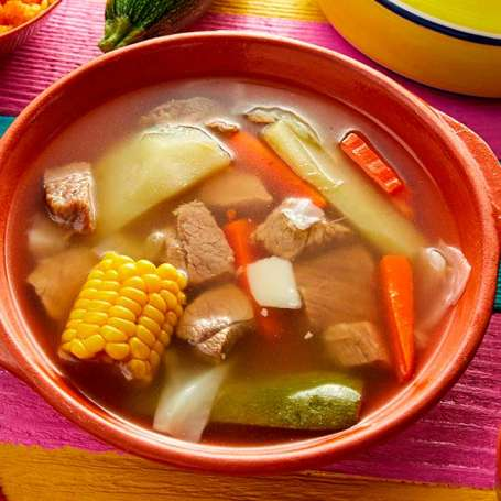 "CALDO DE RES ""THE HANGOVER SOUP"""