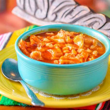 "MENUDO ""THE MEXICAN STEW THAT CURES EVERYTHING"""