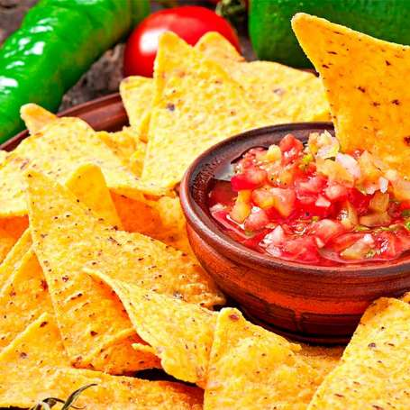 TO-GO CHIPS AND SALSA